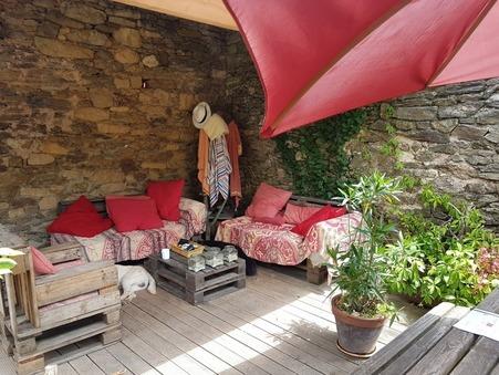 vente maison St christophe vallon 135m2 200000€