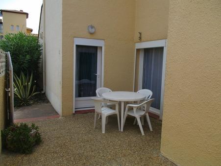 vente appartement LE BARCARES 37m2 105000€