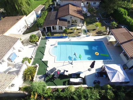 A vendre maison jonzac  449 200  €