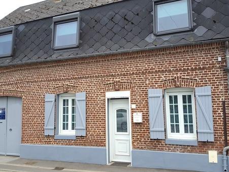 vente maison ABBEVILLE 157000 €