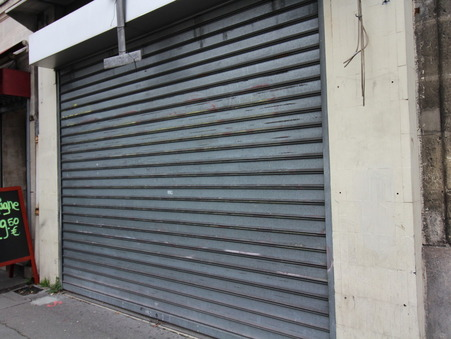 vente Local commercial BORDEAUX 120m2 316150€