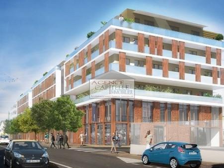 vente appartement MONTPELLIER 63.59m2 213000€