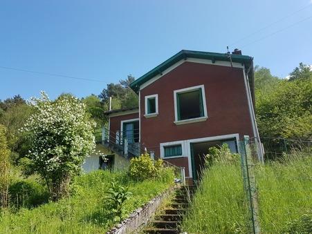 vente maison DECAZEVILLE 91m2 38200€