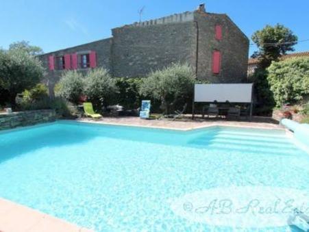 vente maison Minervois Corbières 527000 €