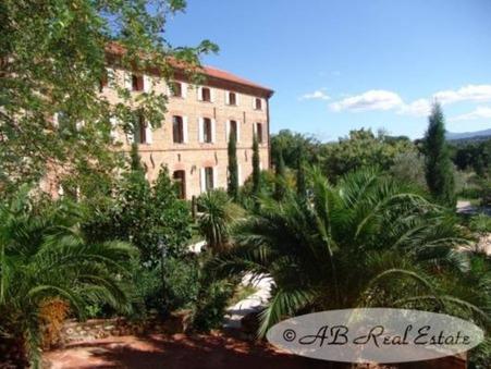 vente maison Perpignan 1 895 000  € 480 m�