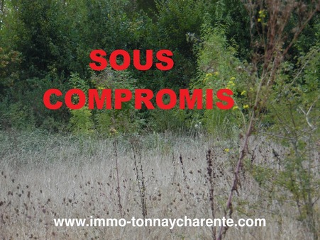A vendre terrain TONNAY CHARENTE 44 250  €