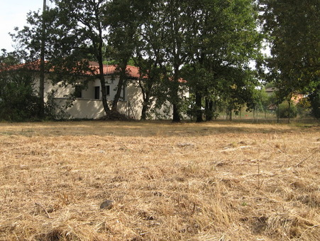 vente terrain MONDONVILLE 1430m2 223000€