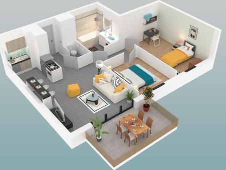 Vendre appartement ST PRIEST  222 000  €