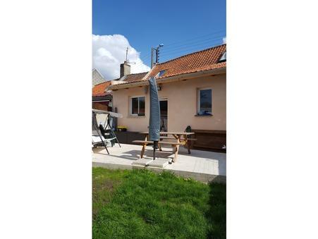 vente maison ABBEVILLE 109500 €