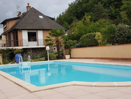 Vente maison AUBIN 176 m²  212 000  €