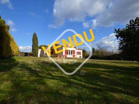vente maison BOUC BEL AIR 530000 €