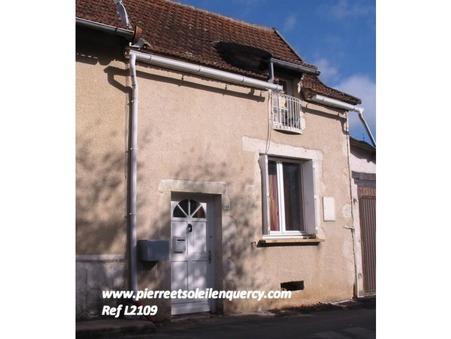 location maison LIMOGNE EN QUERCY  380  € 55 m²