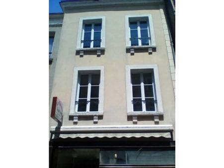 vente immeuble vierzon 0m2 109000€