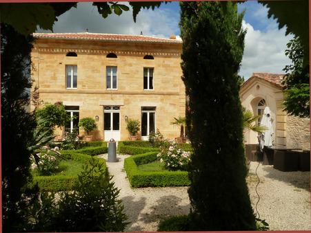 Acheter maison SAINT EMILION 1 433 250  €