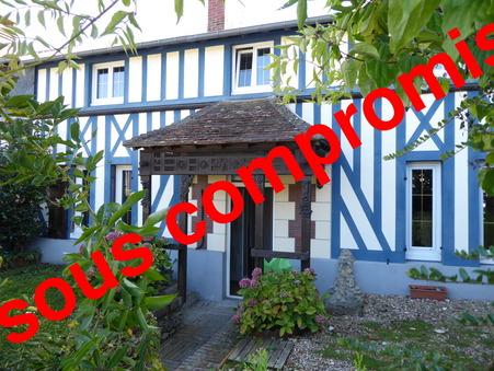 vente maison LISIEUX 100m2 161000€