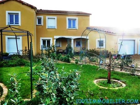 vente maison ST JULIEN L'ARS 266000 €
