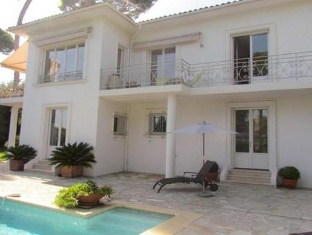 Vente maison Cap d'Antibes 3 800 000  €