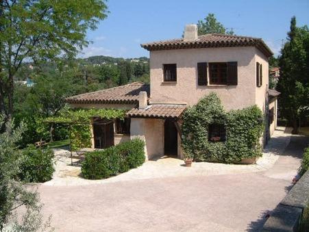 Vente maison Mougins  895 000  €