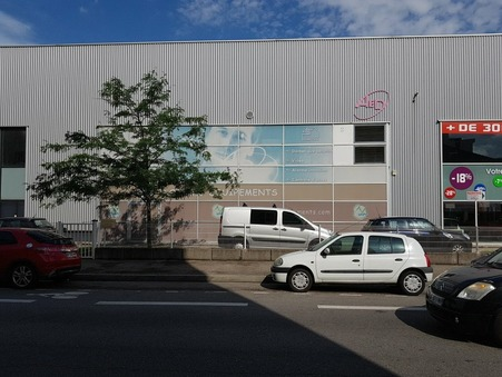 location LOCAUX D ACTIVITE Grenoble 687m2 0€
