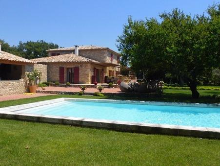 Vente maison gordes 1 990 000  €