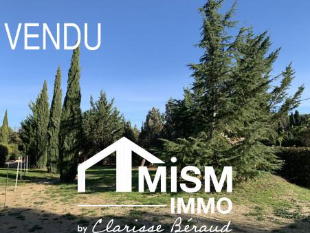 Vends terrain VENTABREN  295 000  €
