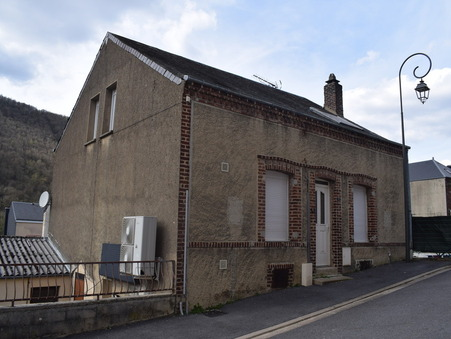 vente maison Bogny sur meuse 128m2 99000€