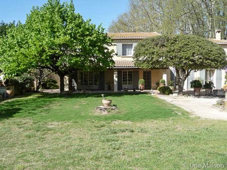 vente maison PUJAUT  440 000  € 189 m�