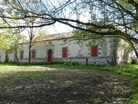 vente maison ST MAURICE DE LESTAPEL  267 500  € 247 m�