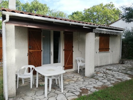 vente maison ST GEORGES DE DIDONNE 60m2 220000€