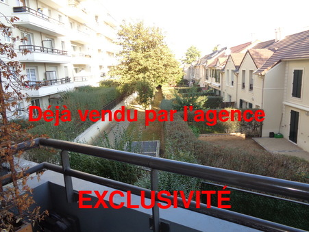 vente appartement ALFORTVILLE 62.05m2 317000€