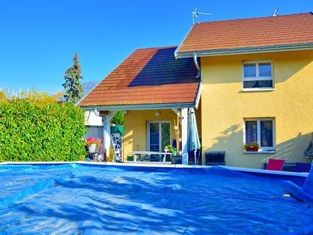 vente maison ST PIERRE EN FAUCIGNY 120m2 355000€