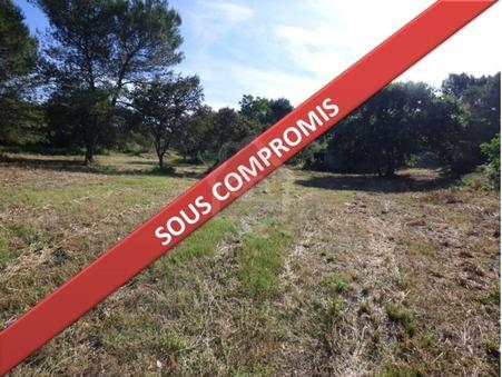 A vendre terrain nimes 25 000  €