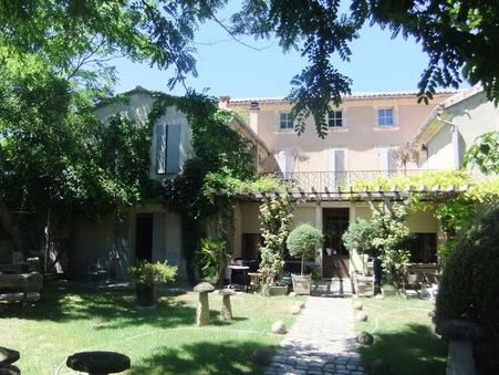 A vendre maison PERNES LES FONTAINES 335 m² 1 380 000  €