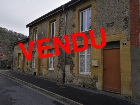 vente maison NOHAN SUR SEMOY 110m2 55000€