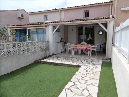 vente maison MARSEILLAN PLAGE 120000 €
