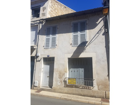 vente maison CHAUVIGNY 270m2 107000€