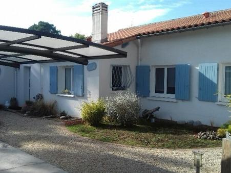 vente maison ST GEORGES DE DIDONNE 370000 €