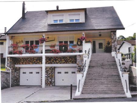 vente maison Montherme 300m2 197000€