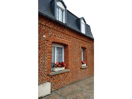 vente maison REGION ST VALERY/SOMME 158000 €