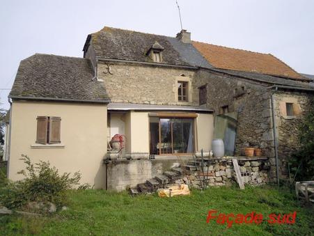 Vente maison VILLEFRANCHE DE ROUERGUE  146 000  €