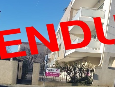 Vente appartement Marignane  124 000  €