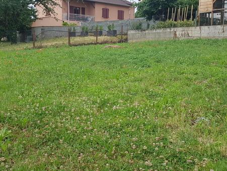 Vente terrain FROUZINS  128 000  €