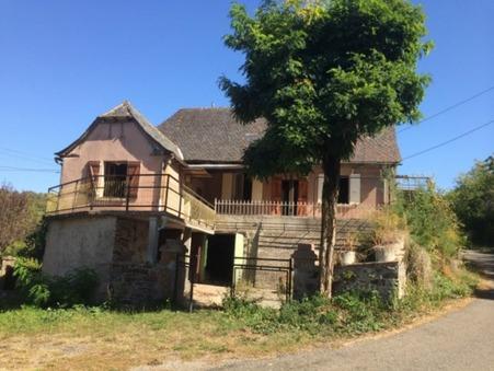 Achète maison CONQUES 86 000  €