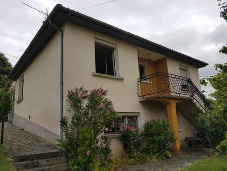 vente maison FIRMI 87m2 81000€