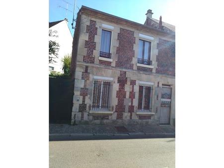 vente maison MOGNEVILLE 127000 €