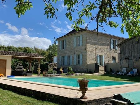 vente maison LAUZUN  395 000  € 246 m²