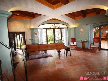 Vente maison Sommieres  599 000  €