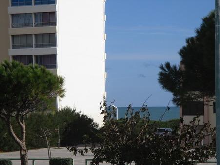 vente appartement LE BARCARES 27m2 67500€