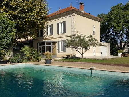 vente maison MONTEUX 160m2 450000€