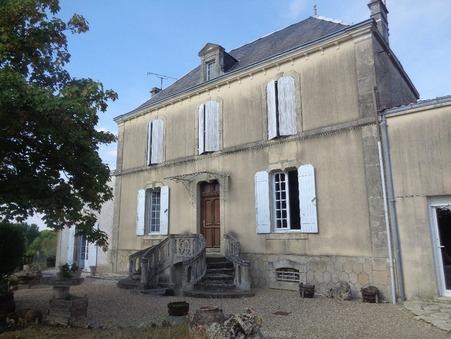 Vends maison AULNAY  299 500  €